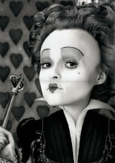 Helena Bonham Carter by Stan